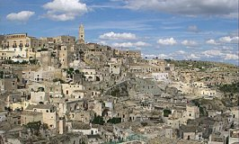 Sassi District's Cave Dwellers – Matera, Italy
