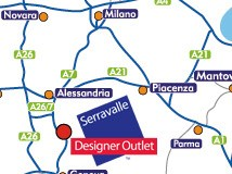 Serravalle Designer Outlet – Scrivia
