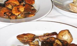 Pigging out on Porcini – Eating out in Rome