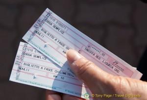 Trenitalia Cinque Terre tickets