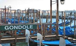 A Venice Gondola Ride