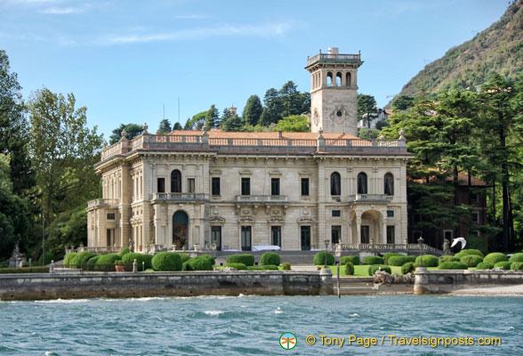 Villa Erba, Lake Como Cruise