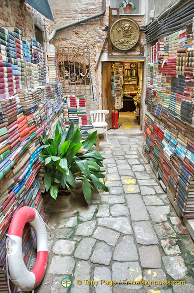 Book Store in Venice