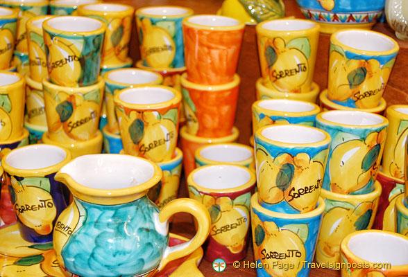 Sorrento Pottery