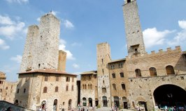 San Gimignano's Towers of Wealth and Power
