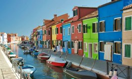 Burano: Live from the Island of Technicolor Houses & Lace