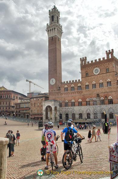 Siena Palazzo Pubblico