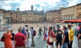Siena – Famous for its Medieval Heritage and the Palio