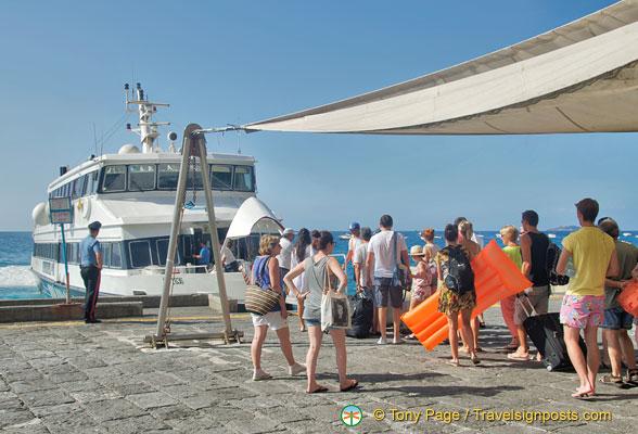 Positano cruises