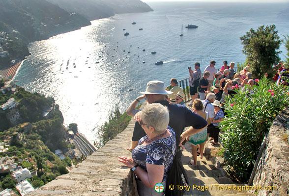 Amalfi Coast View