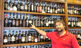 Tuscan Wines in Siena