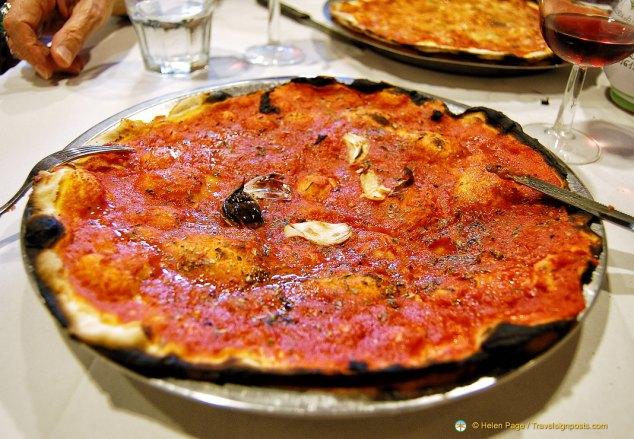Baffetto Roma Pizzeria