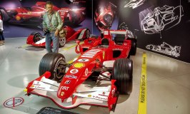 Ferrari Museum, Maranello: Ferrari F1 Magic!