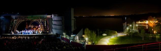 La Bohème - Lago Puccini by Caterina Zalewska