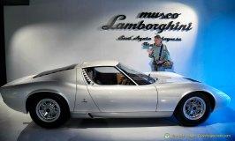 Lamborghini Miura Concept, 2006