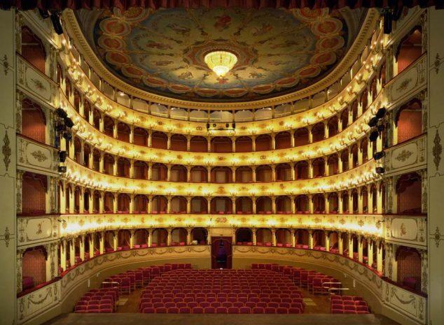 Teatro Rossini, Pesaro