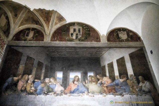 Last Supper Milan