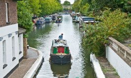 Regent's Canal Walk – From Little Venice to Camden