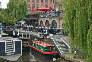 Camden Lock, London