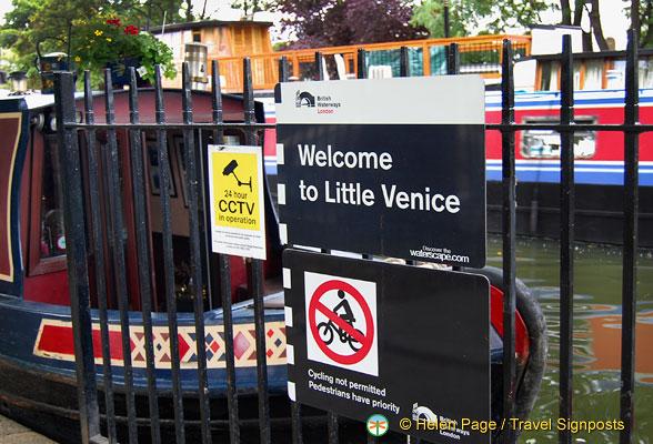 Little Venice - Regent's Canal