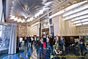 Open House London - Daily Express Building