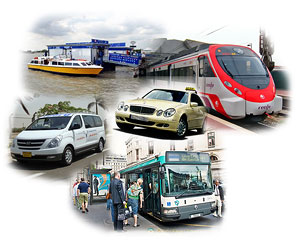 Airport Transfer - Gatwick Airport