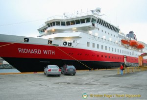Hurtigruten's Richard With