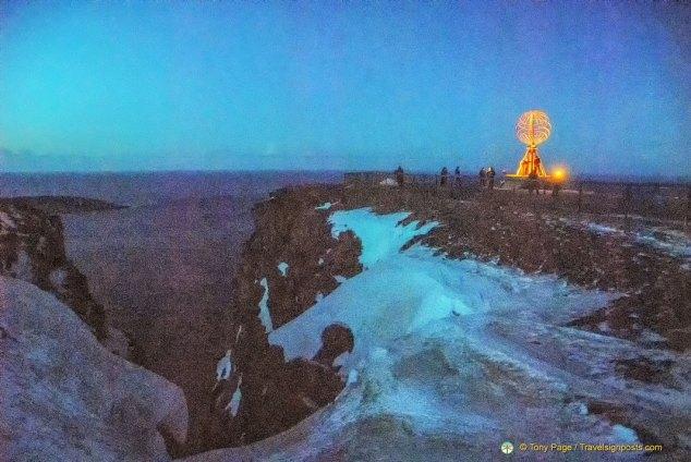 Nordkapp Globe Monument