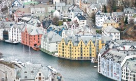 Alesund, Norway's Art Nouveau Town