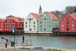 Nidelva River, Trondheim