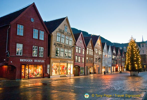 Bergen Hanseatic Wharf