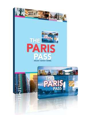 Paris sightseeing pass