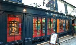 Le Procope, Famous Paris Restaurant