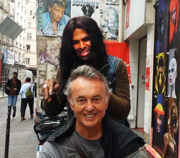 Hair Cowboy of Hollywood