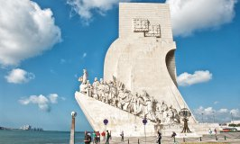 Monument to the Discoveries (Padrao dos Descobrimentos)