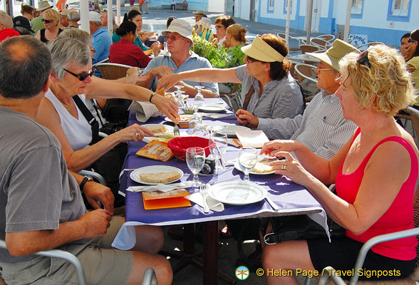 Alentejo wine and cheese