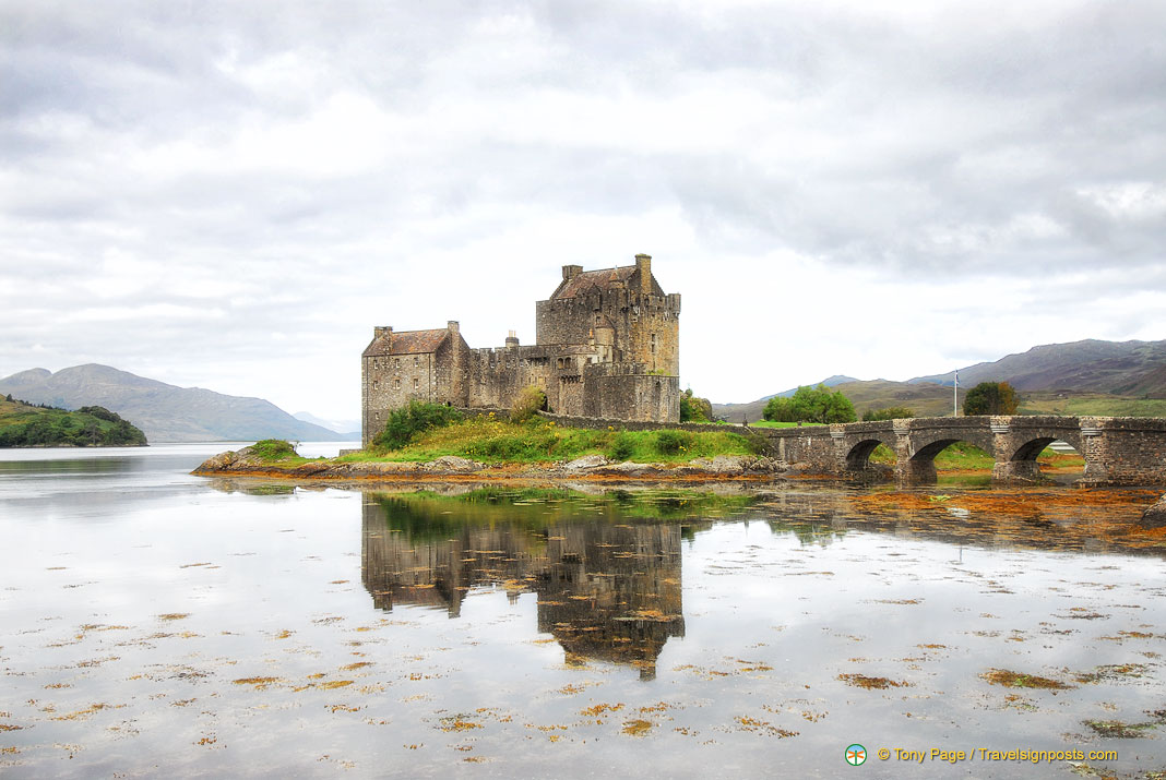 Eilean Donan Castle - Scotland's Most Romantic Castle