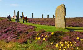 Ring of Brodgar – Stone Circle and Henge in Orkney