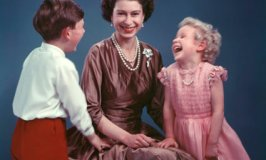 A Photographic Exhibition of Royal Children at the Queen's