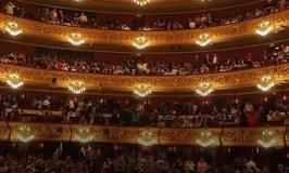 Gran Teatre Del Liceu or Simply Liceu Barcelona