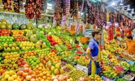 La Boqueria - Barcelona Market