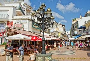 Torremolinos Town Centre