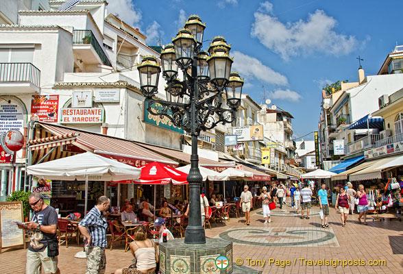 Costa del sol spain beaches spain holidays for Sol del centro