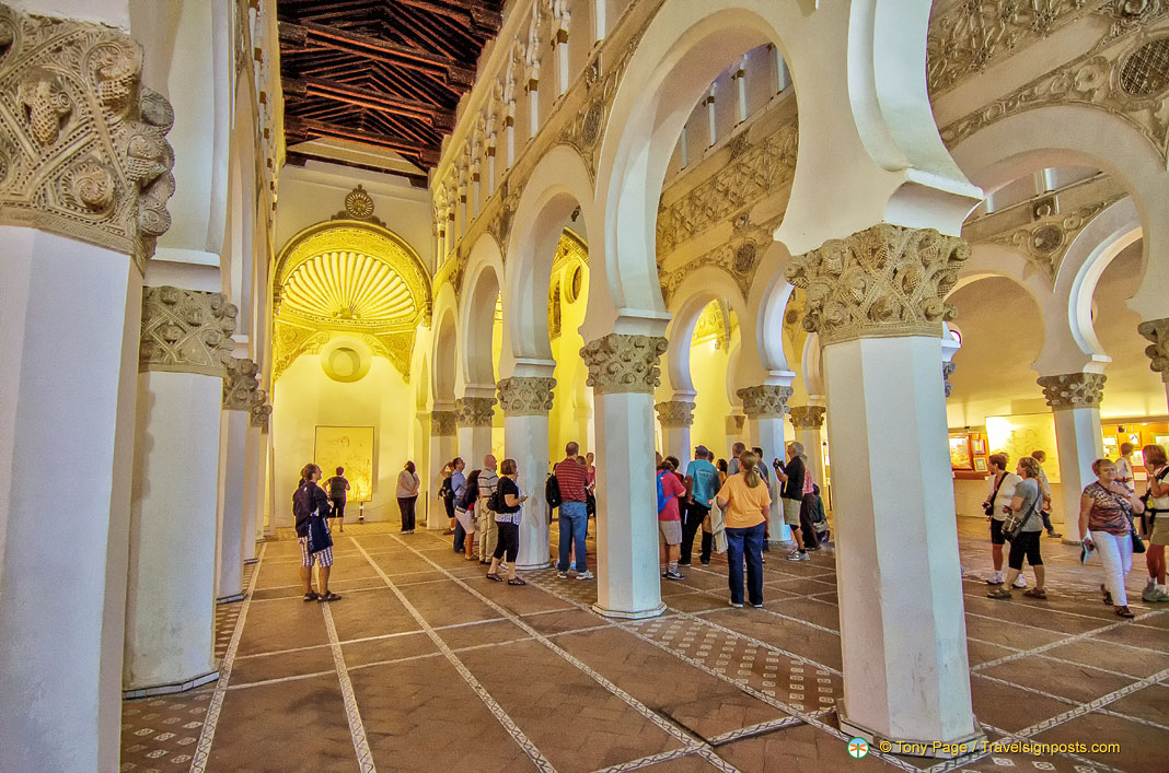 Santa Maria la Blanca - Europe's Oldest Synagogue Building