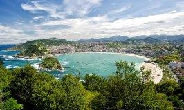 Bahía de La Concha – San Sebastián's Stunning Bay
