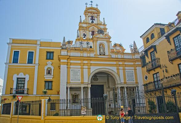 Basilica Macarena Seville
