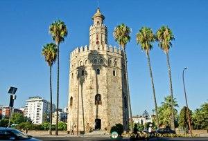 Golden Tower - Seville