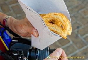 Churro - Spain Food