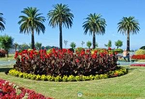 Parks in Santander