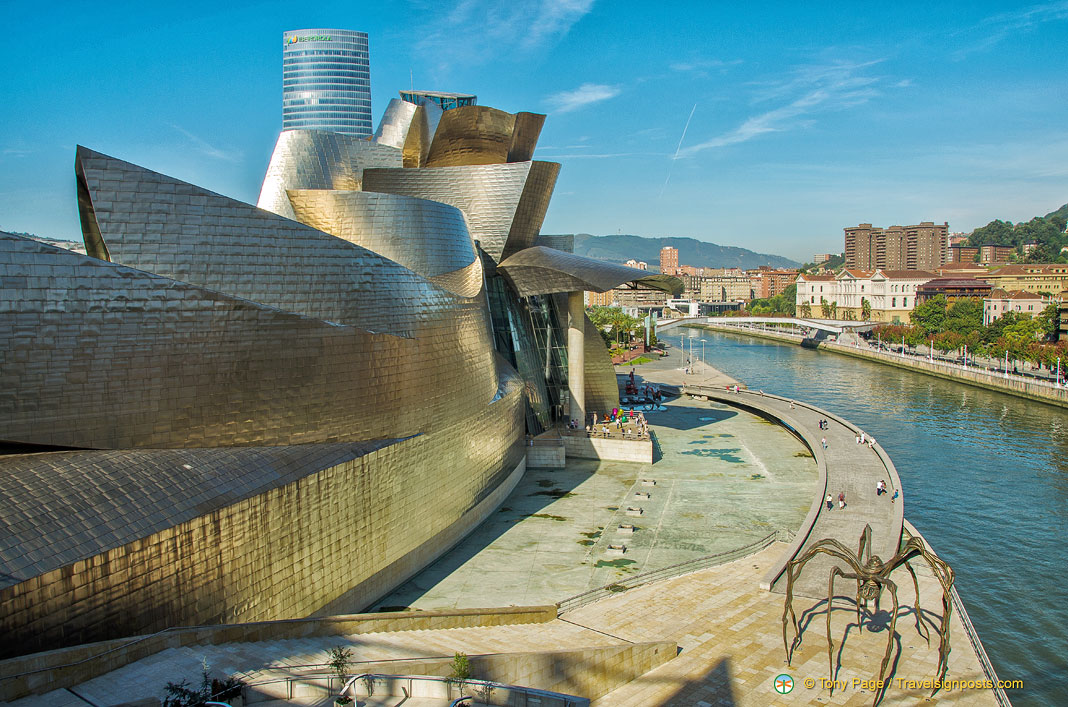 Bilbao - Home of the Stunning Guggenheim Museum